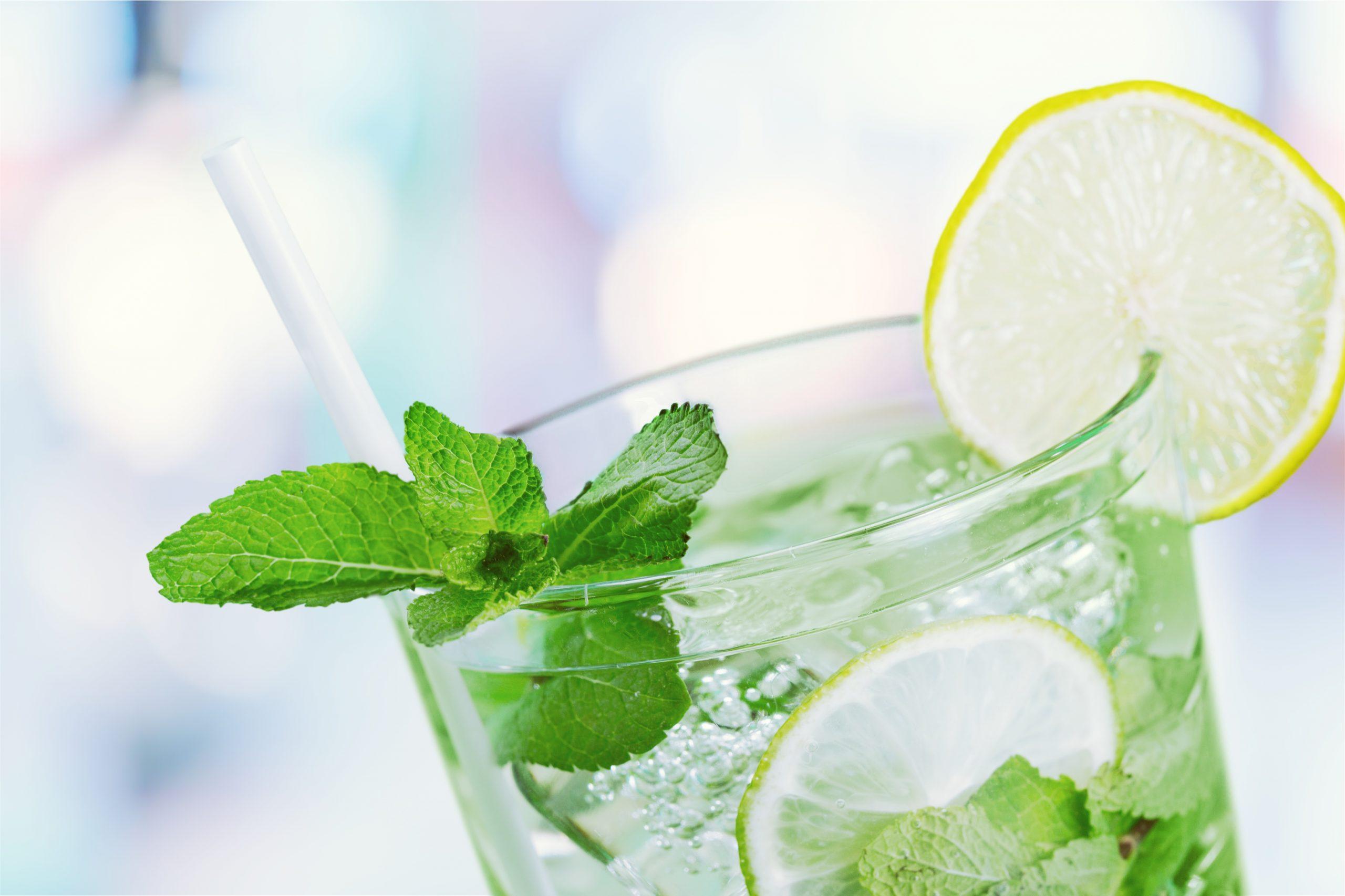 Citronvatten – en bra start på dagen